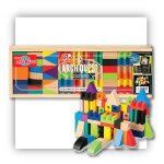 Architectural Elements Wooden Blocks Set | T.S. Shure