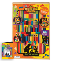 ArchiQuest Master Builder Wooden Blocks | T.S. Shure