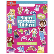 Fashion-A-Belles Super Stickers Book | T.S. Shure