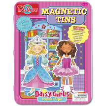 Daisy Girls Dress-Ups Magnetic Tin Playset | T.S. Shure