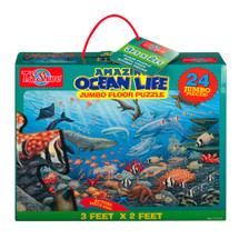 Amazing Ocean Life Jumbo Floor Puzzle | T.S. Shure