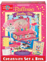 Ballet Jewelry Box Kit | T.S. Shure