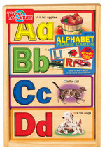 Alphabet Flash Cards   T.S. Shure