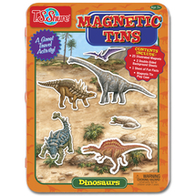 Dinosaurs Magnetic Tin Playset | T.S. Shure