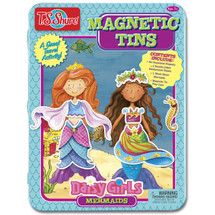 Daisy Girls Mermaids Magnetic Tin Playset | T.S. Shure