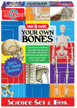 Cast & Mold Your Own Bones | T.S. Shure