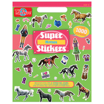 Horse Super Stickers | T.S. Shure