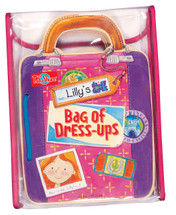 Daisy Girls Lily Dress-Ups Book | T.S. Shure