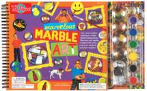 Marvelous Marble Art Book | T.S. Shure