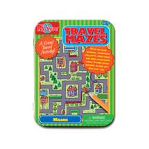 Travel Mazes Creative Mini Tin | T.S. Shure