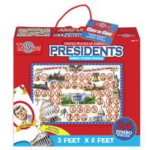 U.S. Presidents Jumbo Floor Puzzle | T.S. Shure