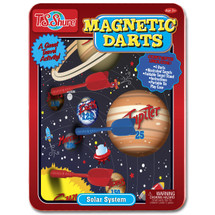 Solar System Magnetic Darts Game Tin | T.S. Shure