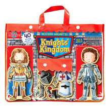 Knights' Kingdom Wooden Magnetic Heroes | T.S. Shure