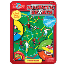 Soccer Game Magnetic Sports Tin | T.S. Shure