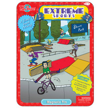 Extreme Sports Magnetic Tin Playset | T.S. Shure
