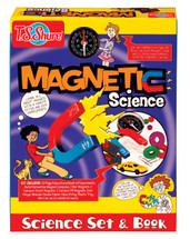 Magnetic Science Set & Book | T.S. Shure