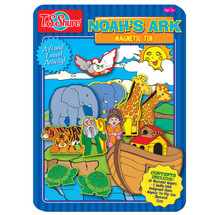 Noah's Ark Magnetic Tin Playset | T.S. Shure