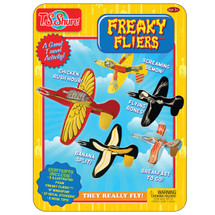 Freaky Fliers Activity Tin | T.S. Shure