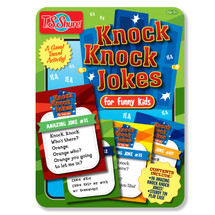 Knock Knock Jokes Activity Tin | T.S. Shure