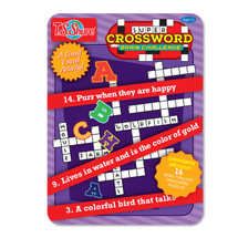 Crosswords Puzzle Activity Tin | T.S. Shure