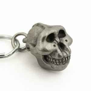 paranthropus boisei skull keychain