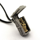 Ancient Egyptian Sarcophagus locket