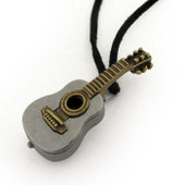 Acoustic Guitar Locket