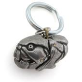 Placoderm Dunkleosteus Keychain