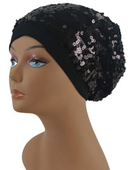 Sequin Baggy Hat (Pc)