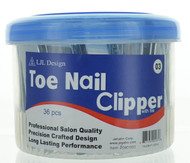 Toe Nail Clipper (3 Dozen/Can)