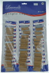 Razor - Single Edge 5pcs (36/Card)