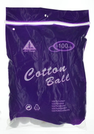 Cotton Balls 100 pcs (Dozen)