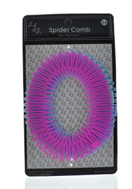 Assorted Spider Hair Clip Comb (Dozen)