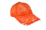 Lace Baseball Cap (Pc)