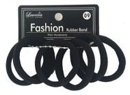 Fashion Rubber Bands 6 Pc (Dozen)