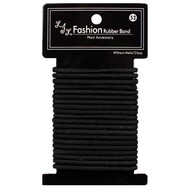 Thick Fashion Rubber Bands (Dozen)