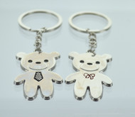 Bear Couple Keychain (Dozen)