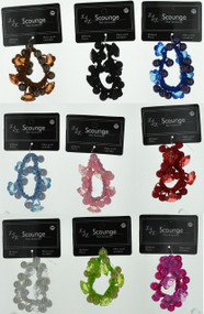 Design Hair Scrunchy 66 (Dozen)