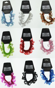 Design Hair Scrunchy 69 ( Dozen)