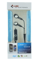 Hands Free Earphone Set with Mic (Pc)
