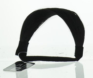 Black Rubber Hair Band (Dozen)