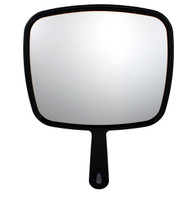 "9"" Large Handheld Mirror (4Dz/Cs)"