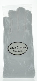 Lady's Cotton Glove 2 (Dozen)