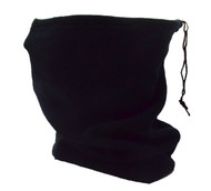Fleece Neck Warmer Snood Scarf Hat (6pcs)