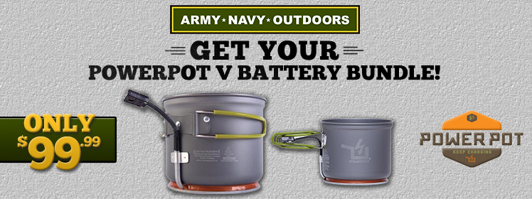 Powerpot V Battery Bundle Only $99.99