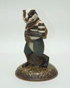 Andrew Hull Stop Thief Badger
