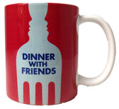 Dinner With Friends Mug