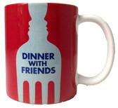 Dinner With Friends Mug
