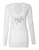 Indian Ink Ladies Hoodie Tee