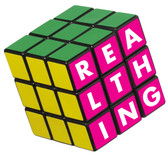The Real Thing Rubik's Cube